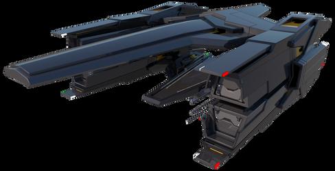 Arroyo-class Refit Carrier