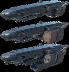 Noachis-class Freighter