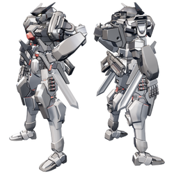 AM-X403 Maxwell Basic Weapons Loadout
