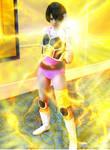 DBZ cosplay - Fasha is Back