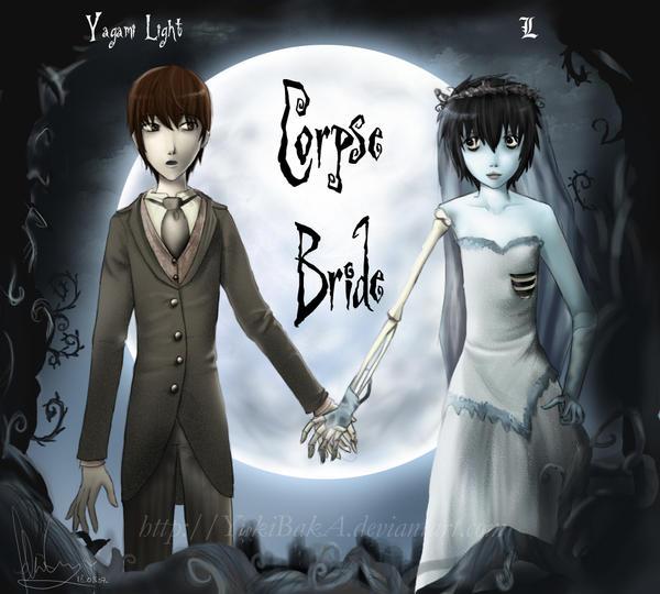 .DN - Corpse Bride. by Feffelini