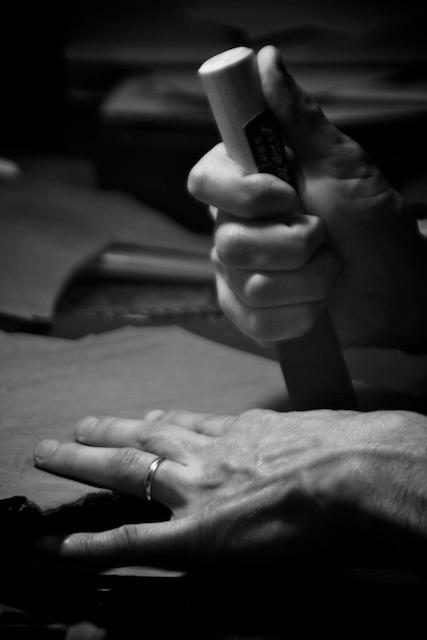 My Working Hands by battosai1976