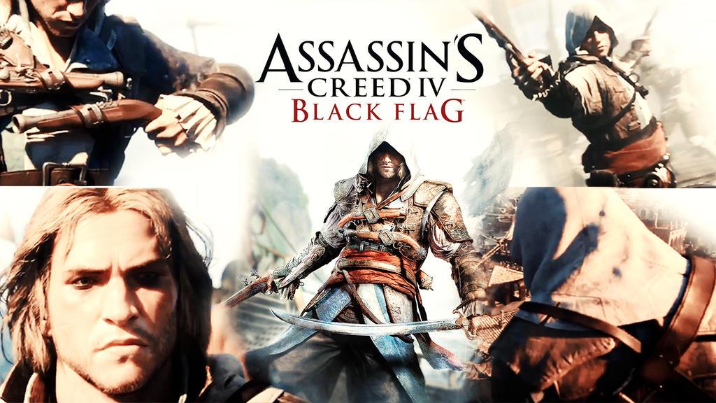 Assassins creed iv black flag wallpaper hd by sasuralove on deviantart assassins creed iv black flag wallpaper hd by sasuralove voltagebd Images