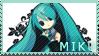MIKU Stamp by Vectomon