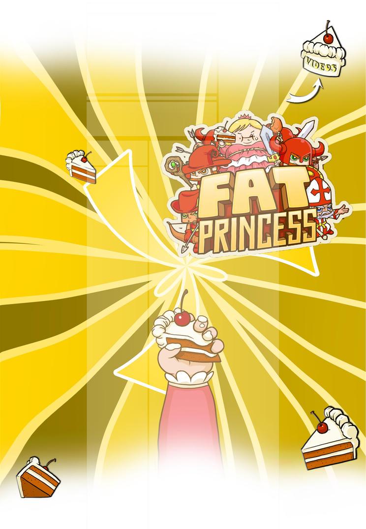 FREE YT Layout +Fat Princess+ by TifaFFun