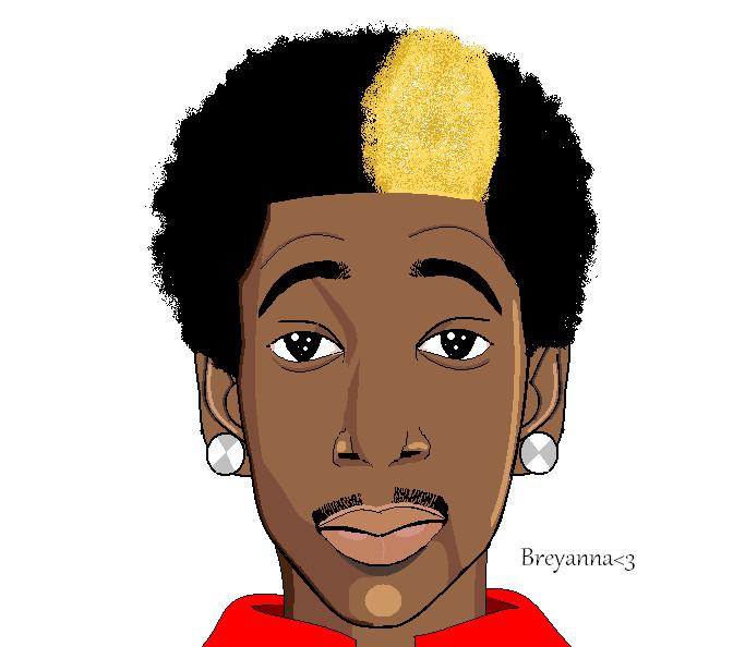 Wiz Khalifa Pop Art Wiz khalifa by thest-art- Wiz Khalifa Swag Tumblr
