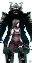 Tomb Raider. by prince-of-cake
