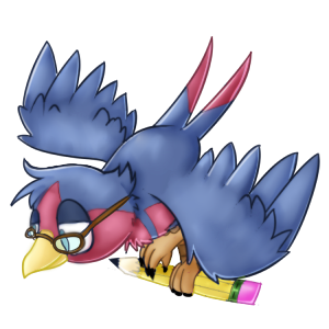 Written the Swellow & West Flame the Umbreon [inactive] Swello_by_krookydile-d4gzq4q