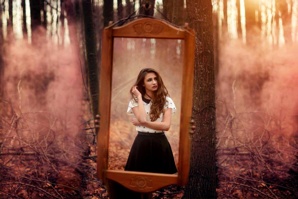 smoke and mirrors by justiv