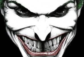 Joker by BrainFarmer
