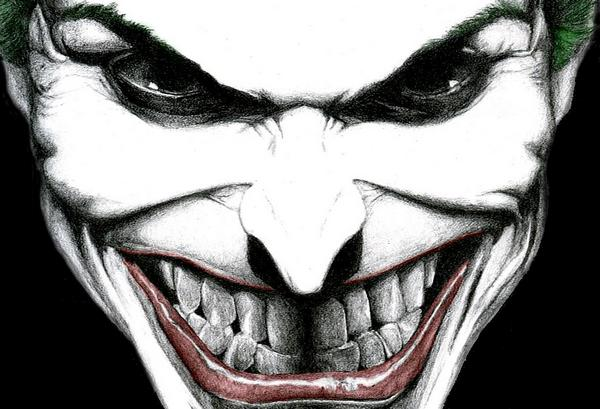 Joker by BrainFarmer