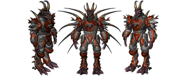 Character Concept Enemy Boss