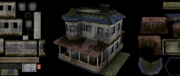 Casa Render