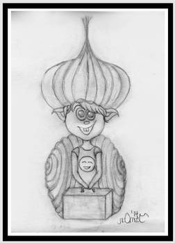 Another Snonionypire (rough sketch)