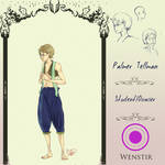 BoD Palmer Tellman by Oseike