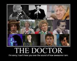 Doctor who motivational by yoda224