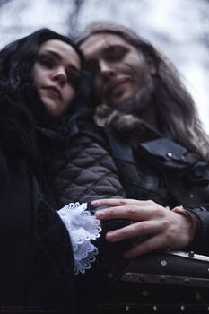 Geralt and Yenn 3