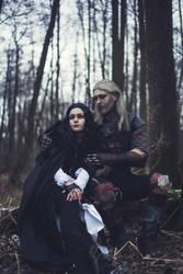 Geralt and Yenn 4