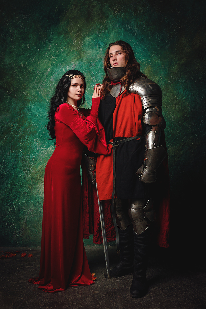 Lancelot and Guinevere 2