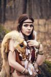 druidess portrait 2