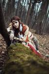druidess portrait 3