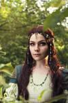 An elven maid 9