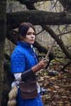 Temerian Blue stripe 3 (Witcher / cosplay)