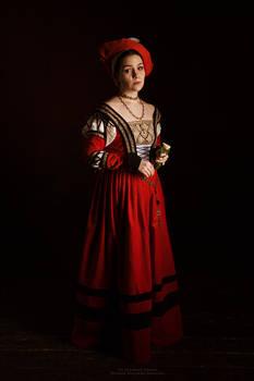 renaissance noblewoman