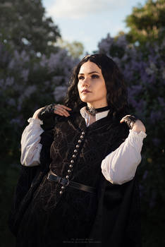 lilac without gooseberries 3 // Yennefer