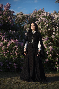 lilac without gooseberries 4 // Yennefer