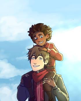 Brothers - The Dragon Prince