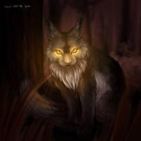 Lynxstar- Warrior cats OC - Free commission