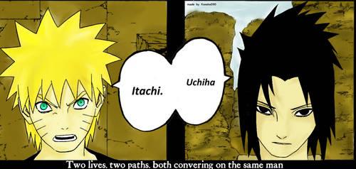 One Goal: Itachi Uchiha