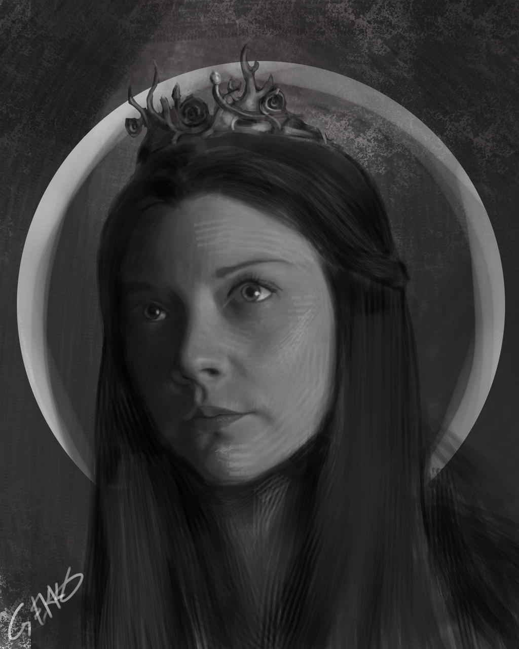 Game Of Thrones Queen Margaery Tyrell By Thkhs On Deviantart