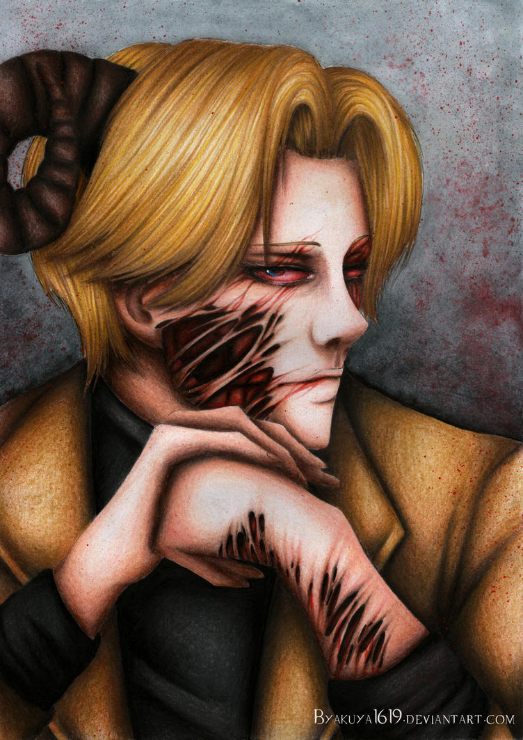 -Das Monstrum- by Byakuya1619