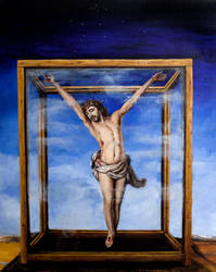 Damien's Display (A Crucifiction)