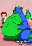 Fat Blue - pokelai