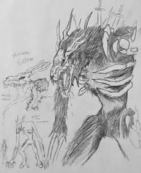 RWBY GRIMM: Skinwalker. by MidstOfSkyHaven