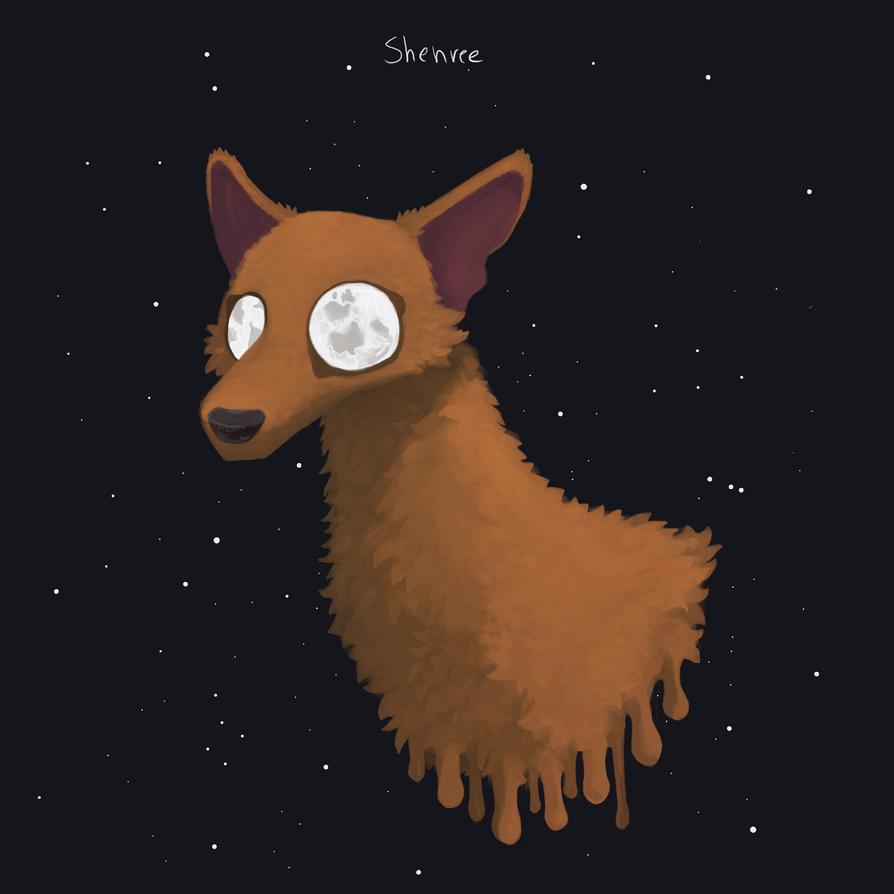 Mooneyed by Shenree