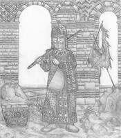 Michael VIII Palaiologos by Ediacar