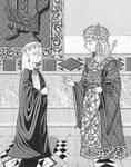 Western Princess, Eastern Empress