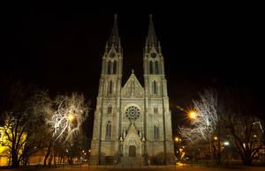 St. Ludmila Church by xLostFACEx
