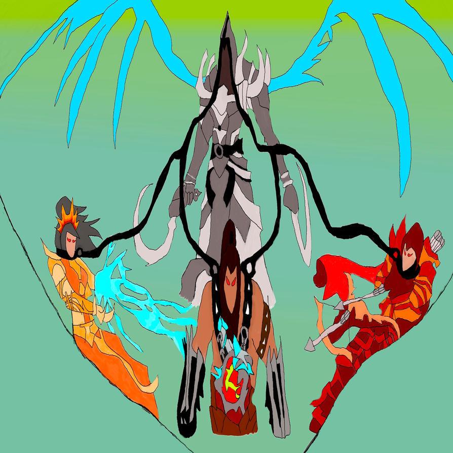 Diablo 3 Reaper Of Souls Make Caritors Evil by daylover1313