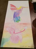 Humming bird Linda by daylover1313