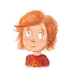 Ron by Idontwannamissathing