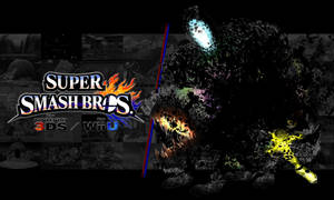 SSB for Wii U/3DS Master Core Background