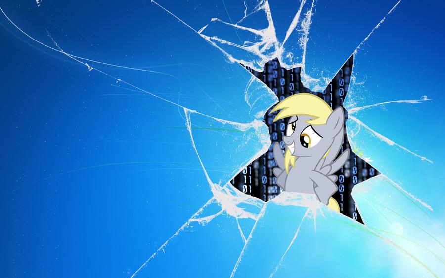 Derpy Just Derped Your Windows By Anc0de