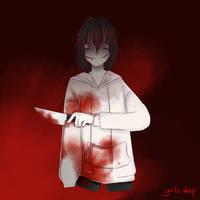 Jeff the Killer [CP] Fan Art by exborcist