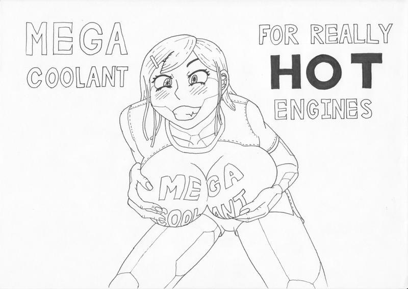 Mega coolant by BarbadosUnicorn