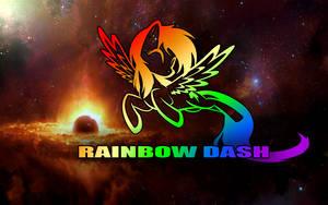 Rainbow Dash Wallpaper by Kevinerino